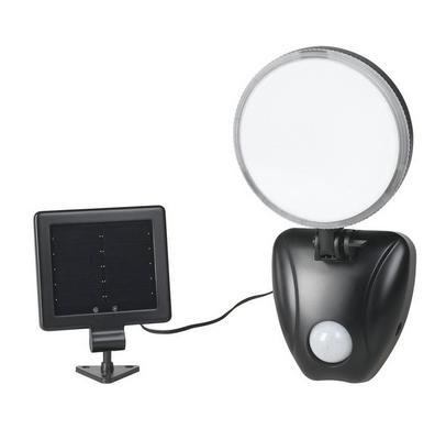 $19.98Utilitech 110-Degree Black Solar Powered LED Motion-Activated Flood Light with Timer