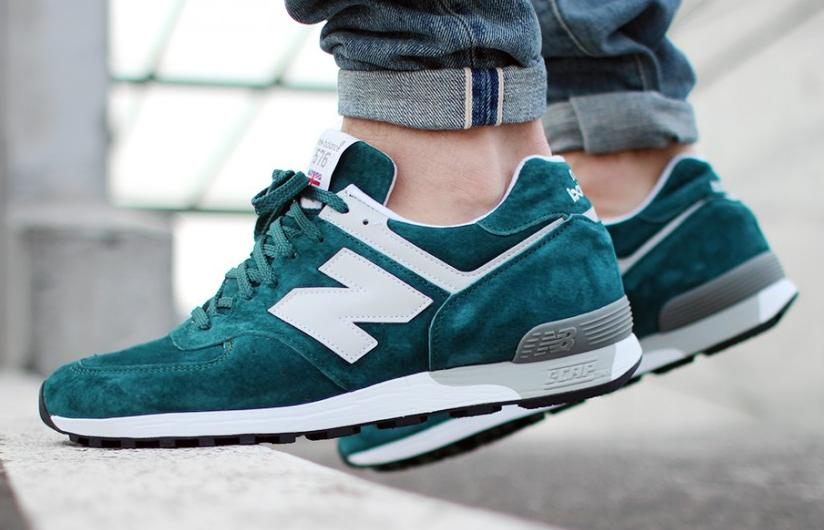 £50.00 New Balance 576 Suede 'Made In England'
