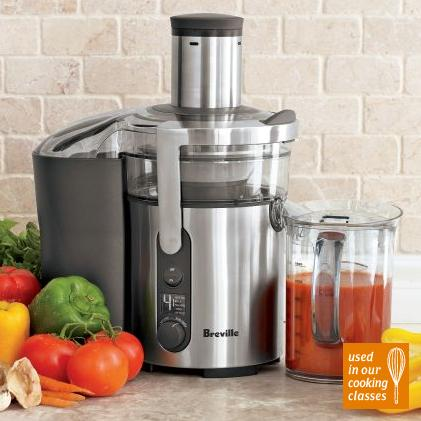 Get $50 Prepaid Visa Card (MIR)+ Free ShippingSelect Breville Juicer @ Sur La Table