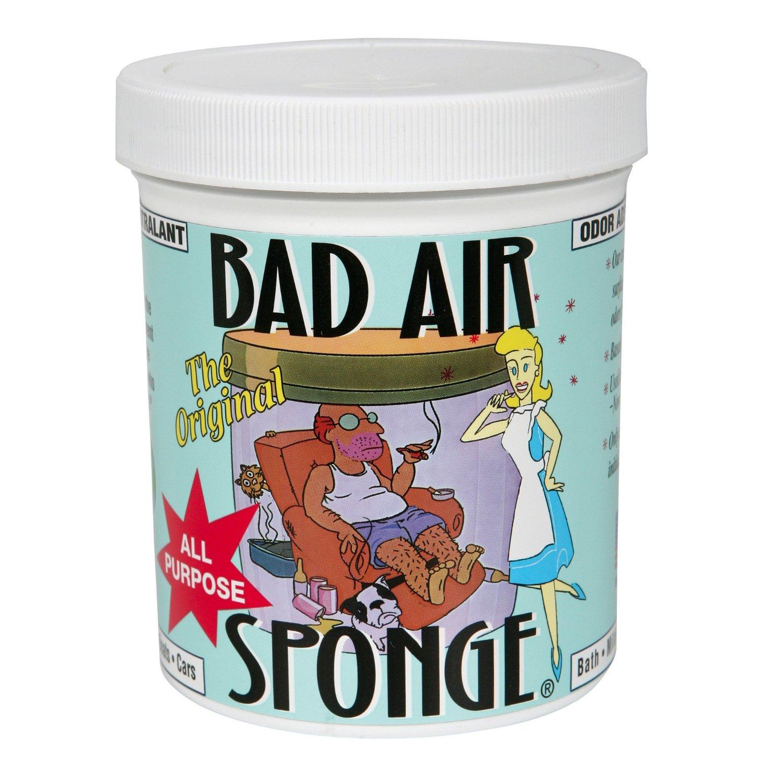 $9.99 Bad Air Sponge Odor Neutralant, 14 Ounces
