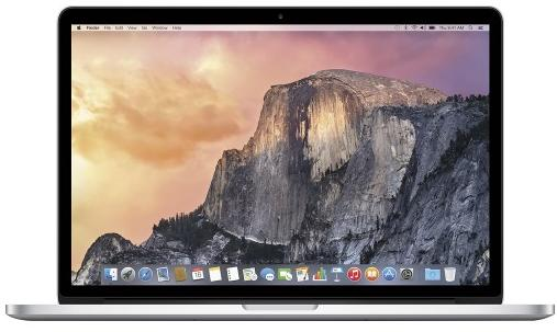 $1599.99 Apple MacBook Pro MJLQ2LL/A 15.4-Inch Laptop with Retina Display