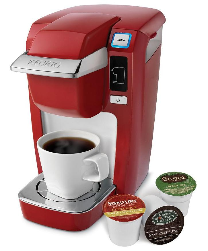 Keurig K10 B31 MINI Plus Personal Coffee Brewer (various colors)
