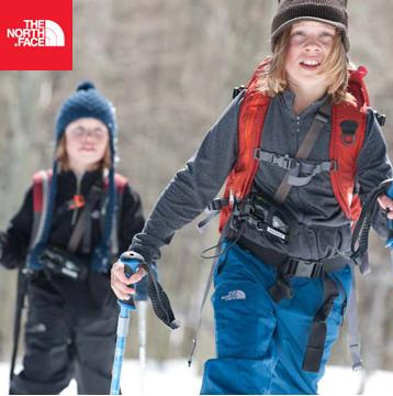 Up to 30% Off + Extra $20 Off Every $50 Spend The North Face Kids Wear On Sale!