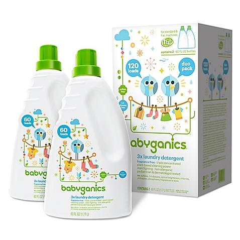 $5 Gift Card with $25 BabyGanics Products Purchase @ buybuy Baby