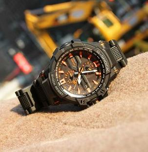 $269.99 Casio G-Shock Black Dial Men's Watch GWA1000FC-1A4