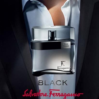 $21.85 F Ferragamo Black By Salvatore Ferragamo For Men Eau De Toilette Spray