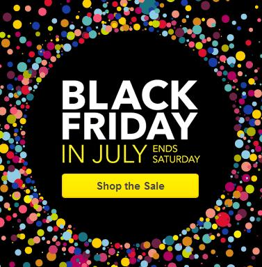 Last Day! July Black Friday @ Bestbuy