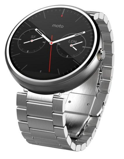$179.99 Motorola Moto 360 23mm Smartwatch