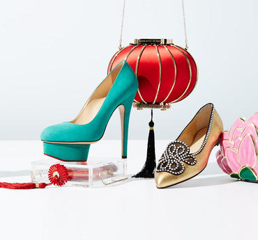 Up to 60% Off Charlotte Olympia, Saint Laurent & More Designer Shoes, Handbags on Sale @ Gilt
