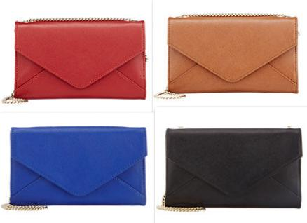 Barneys New York Hannah Chain Wallet @ Barneys Warehouse
