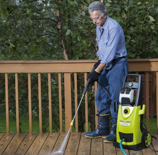$118.99 Sun Joe SPX3000 2030 PSI 1.76 GPM Electric Pressure Washer, 14.5-Amp