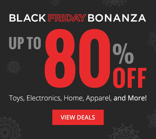 Starting Now! Groupon Black Friday Electronics&Toys BONANZA!
