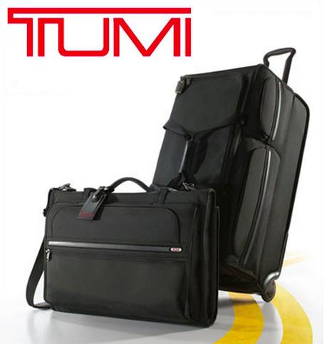 Up to 40% Off TUMI Handbags and Luggage @ Amazon