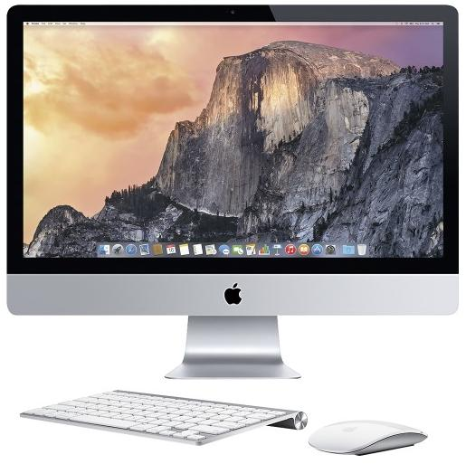 "$1699.99 Apple 27"" iMac® with Retina 5K display  Intel Core i5 (3.3GHz)"