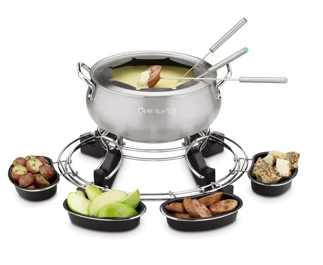 $39.99 CloseoutCuisinart Lazy Susan Electric Fondue