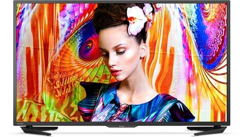 $599 Sharp 55 Inch 4K Ultra HD Smart TV 55UB30U UHD TV