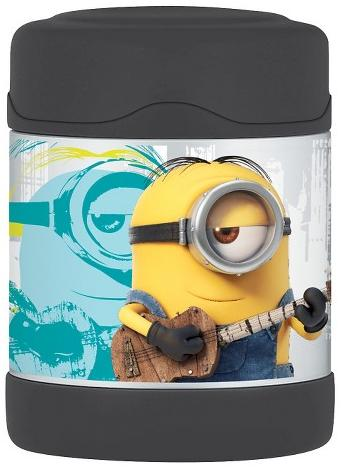 Thermos Minions Funtainer Food Jar 10oz