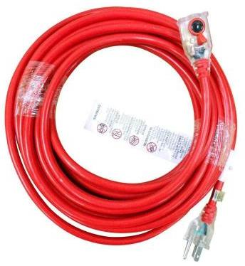 Husky 40-Foot 14/3 Outdoor Locking Extension Cord
