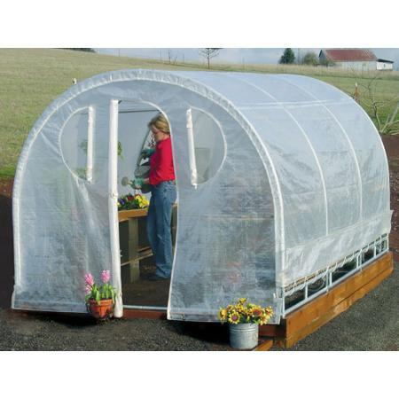 $186.7  WeatherGuard 6.5- x 6- x 12-Foot Greenhouse