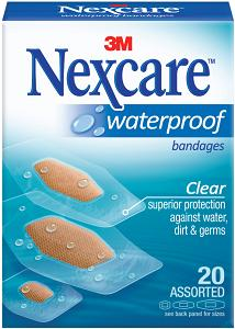 Free 3M Nexcare Waterproof Bandage Sample