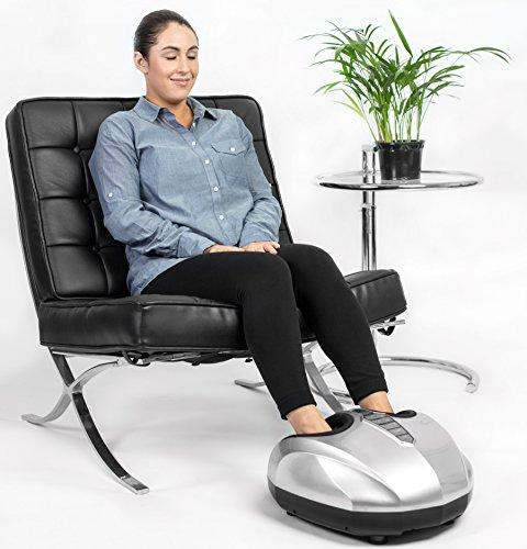uComfy Shiatsu Foot Massager with Heat
