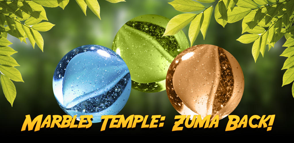 Marbles Temple: Zuma Back! for Android