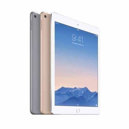 Apple iPad Air 2 64GB WiFi 9.7 in Retina Display Gold, Silver or Space Gray