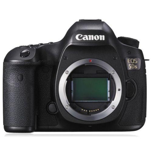 $2649 Canon EOS 5DS 50.6 MP DSLR Digital SLR Camera (Body Only)
