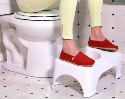 $17.59 Step and Go Toilet Stool: 7