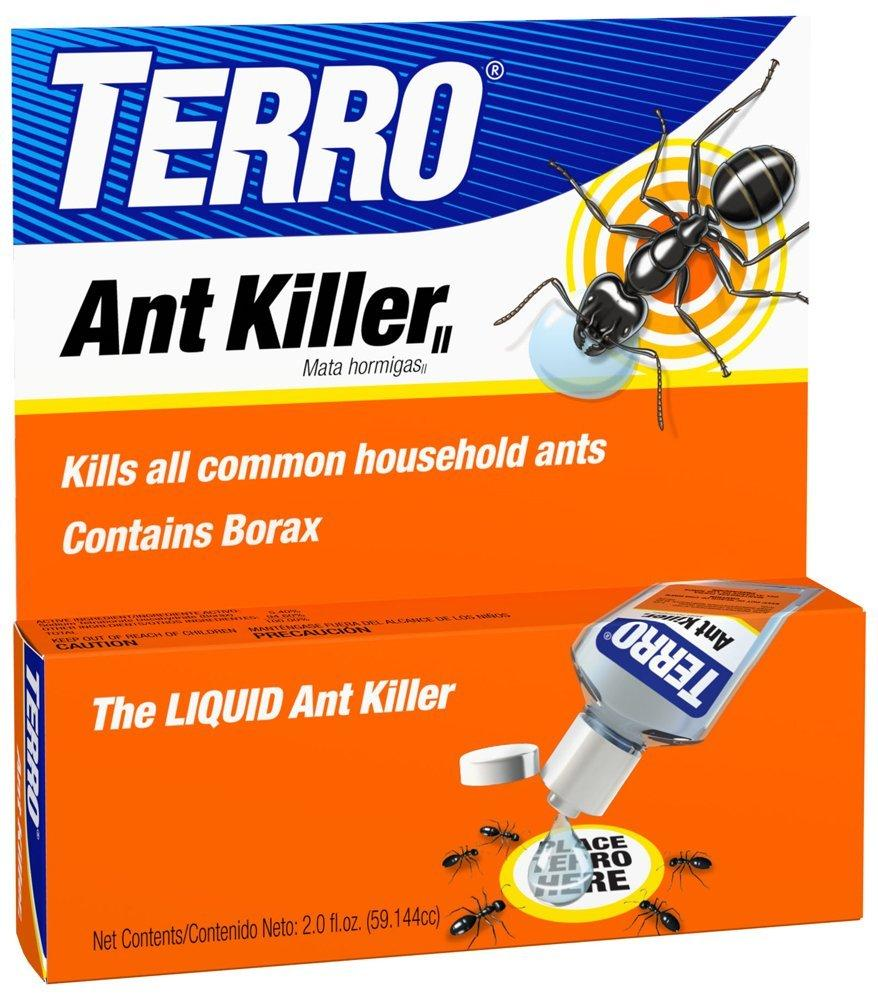 $4.49 TERRO 2 oz Liquid Ant Killer ll T200