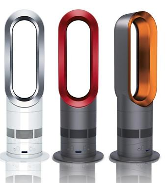 $129.99 Factory-refurbished Dyson AM04 or AM05 Hot + Cool Fan Heater