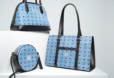 30% off + Extra 25% off Bloomingdale's Exclusive MCM in Denim @ Bloomingdales