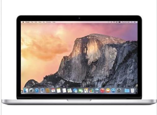 "$1099.99 Apple 13.3"" MacBook Pro Notebook Computer with Retina Display MF839LL/A"