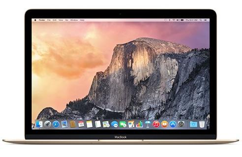"$1279 Apple MacBook 12"" with Retina Display"