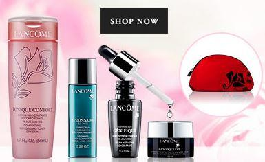 Dealmoon Exclusive! Receive a 4 Piece Exclusive Travel Size Sample Set  with Any Order of $35 or More @ Lancome