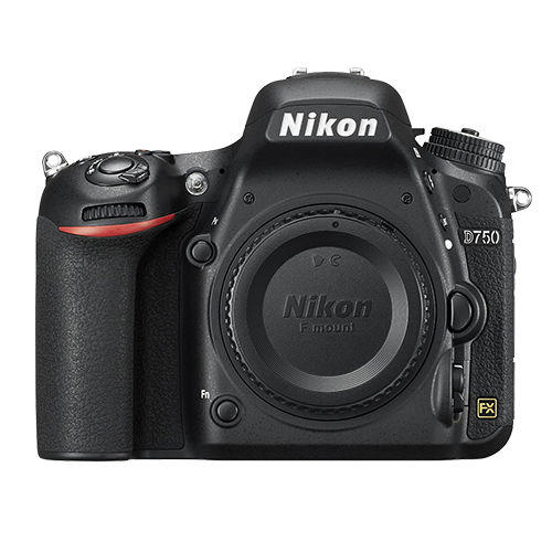 $1518.95 Nikon D750 Digital SLR Camera Body
