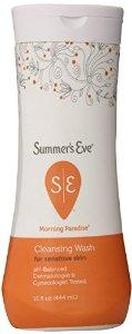 Summer's Eve Cleansing Wash, Morning Paradise, 15 Ounce