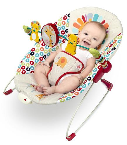 $25.46 Lowest Price Ever! Bright Starts Playful Pinwheels Bouncer