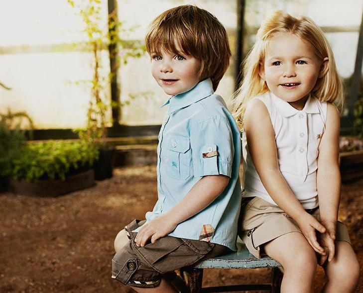 Up to 40% Off + Extra 25% Off Select Burberry Children's Wear Purchase @ Neiman Marcus