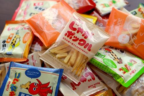 From $3.97 Snacks @ Amazon Japan