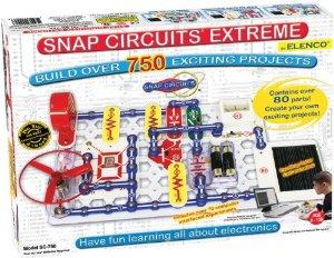 $74.63 Snap Circuits Extreme SC-750 Electronics Discovery Kit