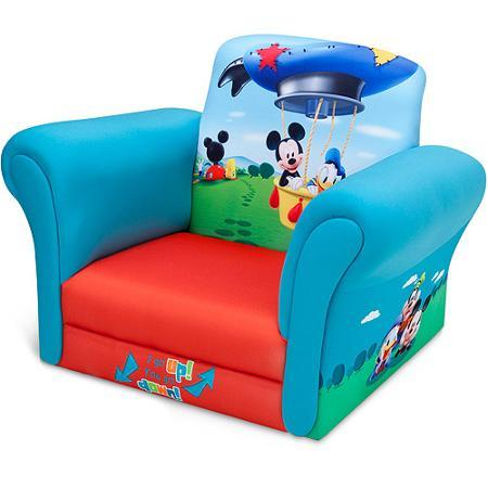 $49.98 Disney Mickey Mouse Upholstered Chair
