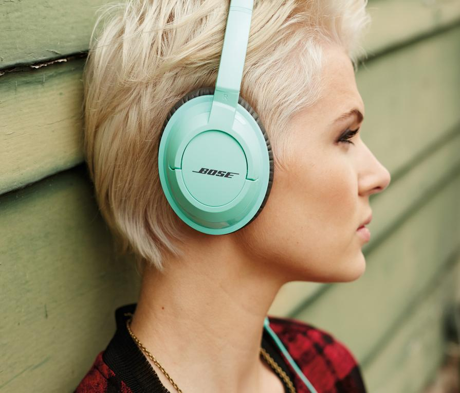 $119.95 Bose SoundTrue Around-Ear Headphones