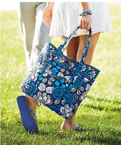 Up to 76% Off + Extra 25% Off $100 Vera Bradley Bags and Accessories @ eBay