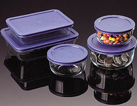 $25 2 Pyrex Storage Plus 10-pc. Container Sets