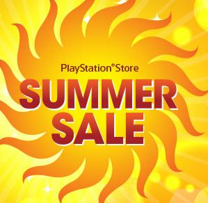 Up to 70% OFF! PlayStationStore Summer Sale Week 1