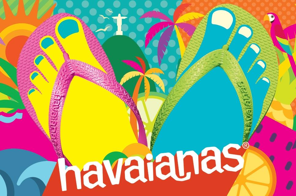 Up to 60% Off Havaianas Flip Flops @ 6PM.com