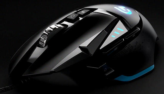 Logitech G502 Proteus Core Gaming Mouse