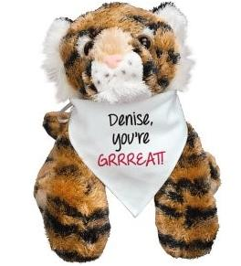 "$14.98 You're Grrreatt Plush Tiger - 12"" @ 800Bear"