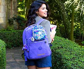 Backpacks for $59.99 + Accessories for $19.99 Back to School Sale @ Kipling USA